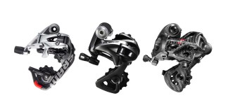 2015 Road Groupset weights campagnolo super record, sram red 22, shimano dura-ace 9000