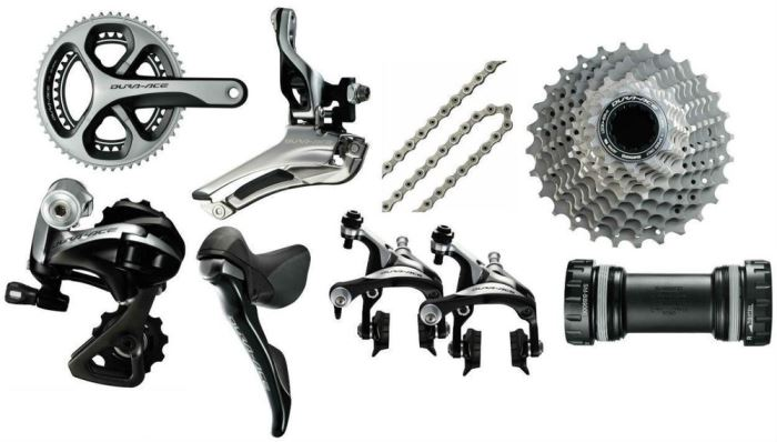 A Guide to Road Groupset Weights - The Bike Lane
