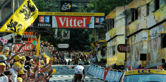 Romain Bardet winner stage 18 tour de france
