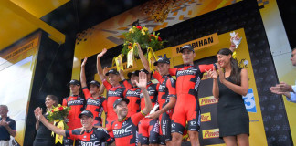 Stage TTT Winners BMC Racing Team