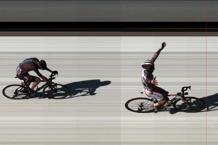 Joaquim Rodriguez won stage 3 from Chris Froome