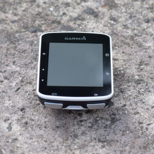 Garmin Edge 520 form factor