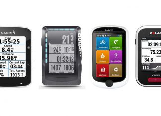 Guide to buying a GPS Bike Computer
