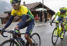 Nairo Quintana wins the Tour de Romandie