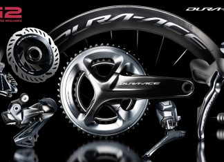 Shimano Dura-Ace R9100 Di2 groupset