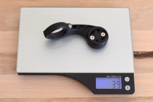 The Bar Fly 4 Mini weighs 39 grams