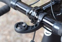 bar fly 4 road mini out front mount