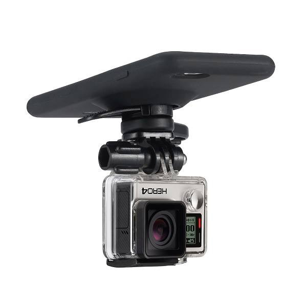 tigra sport phone and gopro bike mount