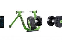 Kurt Kinetic smart control trainer