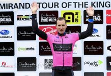 Joseph Cooper 2016 Tour of the King Valley winner