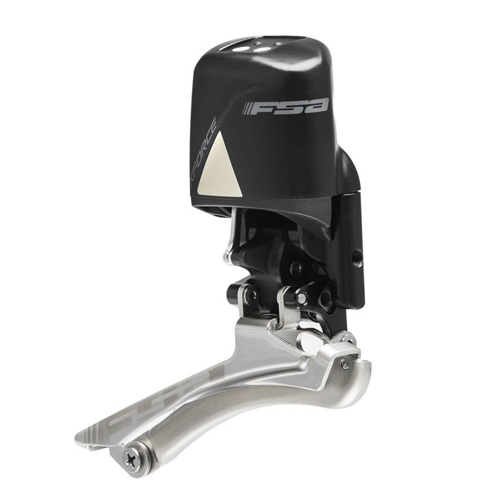 K-Force WE front derailleur and control box