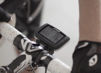 Stages Dash GPS cycling computer