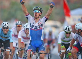 Peter Sagan wins 2016 World Championship road race in Doha, Qatar