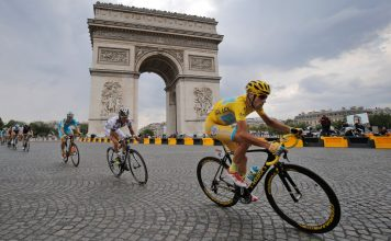 Tour de France 2017 route - Vincenzo Nibali