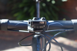 Lezyne forward mount