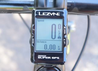 Lezyne Super GPS Bike Computer